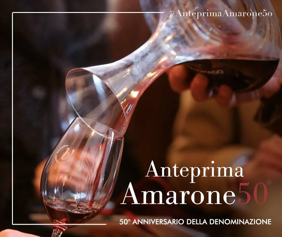Anteprima Amarone 50°